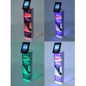 Slim Tower Lightbox Display