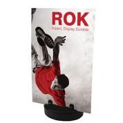 Rok Indoor-Outdoor Banner Stand