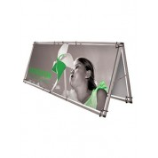 Monsoon 2.5m Banner Stand