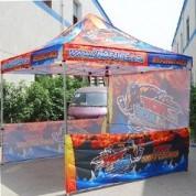 Custom-made Gazebo Tents.
