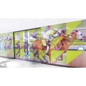 Window Graphics 1 x 1 metre