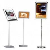 A3 Pedestal Snapframe Info Display