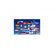World Flags 6x3 Foot